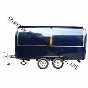 Beweglicher Schnellimbiß Van Design/Nahrungsmittel-LKW-mobile Nahrungsmittelschlußteil-Karre