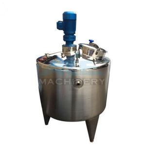 Industriële Verticale het Mengen zich van het Mengapparaat van het Roestvrij staal Tank (ace-jbg-5C)