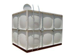 FRP GRP zusammengesetztes Panel-Wasser-Becken für Wasser-Sammelbehälter