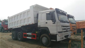 Prezzo degli autocarri con cassone ribaltabile di Sinotruk HOWO 6X4 del veicolo di ingegneria di Cnhtc Cina