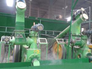 販売のための機械を作るピストンタイプ自動生物量の煉炭の出版物