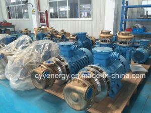 El nitrógeno oxígeno líquido criogénico argón bomba centrífuga de agua de refrigeración de aceite