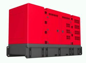 Diesel Generator Super Silent Type Powered by Perkins Engine (YMP-125)