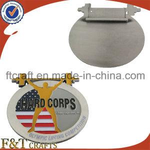 Medalha de fundido de zinco personalizada esmalte suave para a loja na China