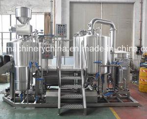 Cerveja artesanal cerveja 1000L 10bbl Tina & Brew chaleira equipamento de fabricação de cerveja