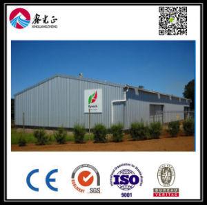Prefabricated 강철 구조물 창고 (BYSS-1119)