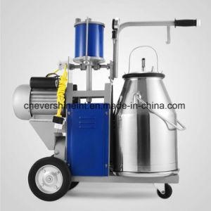 単一バケツが付いているピストンタイプ搾り出す機械