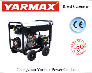 Generatore perfetto del diesel della saldatura di Yarmax