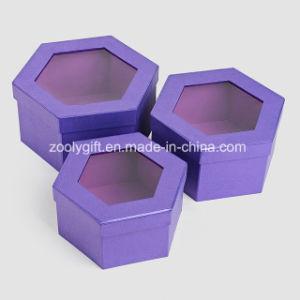 La Qualité Du Papier De Couleur Violet Métallique En Forme