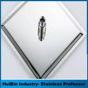 12*12 pulgadas de alta calidad de acero inoxidable 304 cabezal de ducha superior