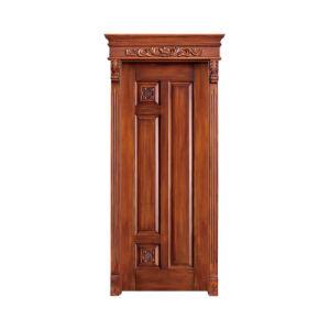 Portello solido interno di legno di quercia dei materiali da costruzione