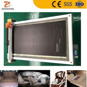 De Scherpe Machine van het Leer van de Synthetische stoffen van de Rol van de auto voor AutomobielBinnenland met Ce