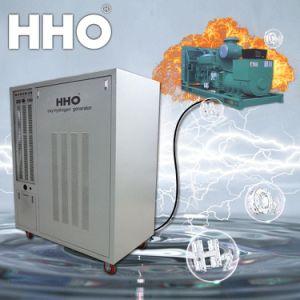 De Brandstof van Hho van de Generator van de waterstof voor de Generator van de Benzine