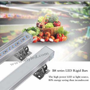 LED da Série B8 Iluminação fresca 30-150cm LED luzes da barra rígida
