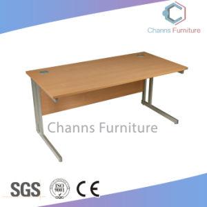 Pedestal (CAS-CD18507)の現代Wooden Home Office Furniture Computer Desk