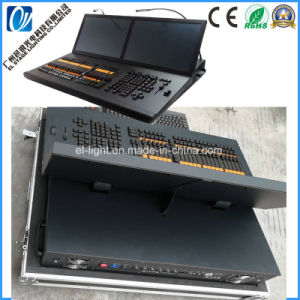 Ma Console en Oma 2 van de Verlichting Controlemechanisme DMX (Gr-MA2 ZWART PAARD)