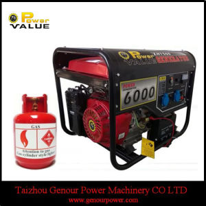 Китай поставщика газа, утвержденном CE генераторной установки