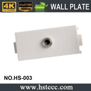 Venta caliente del módulo de soldadura de audio de 3,5 mm de proveedor de la placa de pared