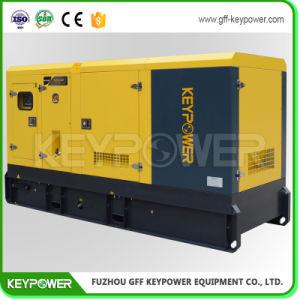 De stille Diesel van het Type Reeks van de Generator 50Hz In drie stadia met Batterijen Varta