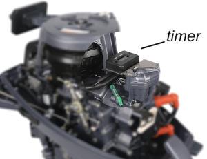 18HP 20HP 2の打撃のボートエンジンの船外モーター