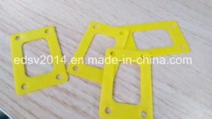 Литые желтый Vmq резиновую прокладку уплотнение