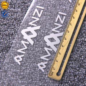 Sinicline는 비키니를 위한 로고 디자인 열전달 레이블을 돋을새김했다