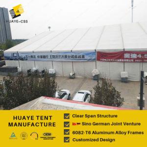 Transparentes Belüftung-Zelt für Blumen-Ausstellung (hy904b)