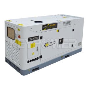 Il generatore diesel silenzioso 14kVA con l'alternatore di Keypower