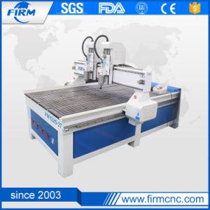 Carpintería Multi-Heads Top-Sale máquina CNC 1325 en la India
