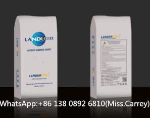 L'éther de cellulose HPMC de viscosité élevé pour la construction mortier (no CAS : 9004-65-3)