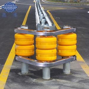 Низкая цена ролик барьер шоссе Guardrail дорожного движения по защите безопасных