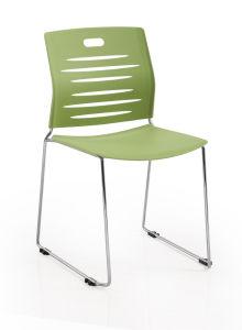 Обеденный стул с помощью опциональных цветов (OWCR4834)