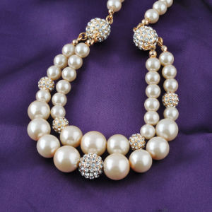 Лидеров продаж Crystal имитация стекло Pearl швейной Бижутерия,