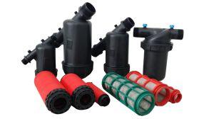 Manuel Y de 2 pouces écran Type de système de filtre d'irrigation