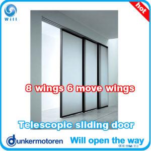 6 de bewegende AutoDeur van Vleugels