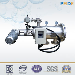 фильтр экрана системы фильтрации воды 15-900t/H автоматический