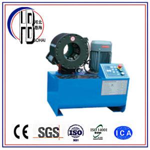 Fabricado na China nova mangueira hidráulica da máquina de crimpagem de borracha com bom preço