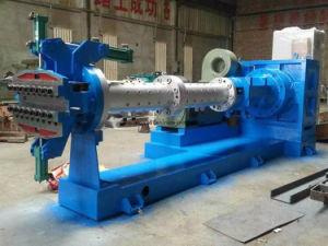 Le PVC et de silicium extrudeuse à double vis conique