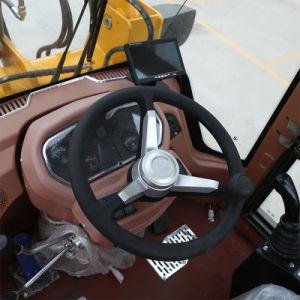 Zl920によって連結されるディーゼル機関の小型車輪のローダー