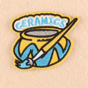 El bordado personalizado insignias del partido para los niños