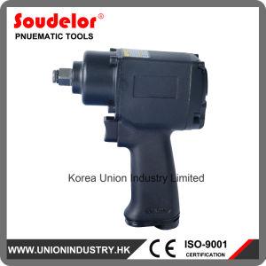 Outils de réparation de pneus pour motos de l'air de 3/8 clé à chocs pneumatiques Ui-1001