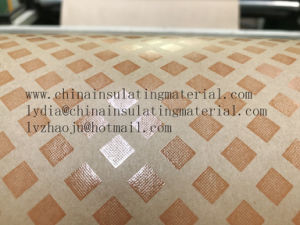 Diamond пунктирной изолирующую DDP DDP бумаги для короткого замыкания трансформатора материала