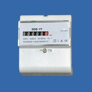 Горячая продажа одна фаза два метра с IEC (D111016)