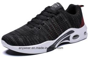 Nuevo diseño Flyknit Zapatillas deportivas de los hombres (239)