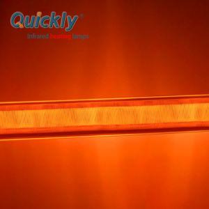 Lâmpada de aquecimento de quartzo de infravermelhos 500W Marca de Qualidade