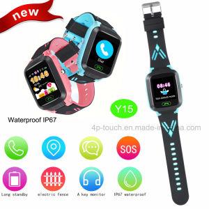 2018 de Nieuwe Ontwikkelde GPS Drijver van het Horloge met Ce Goedgekeurde Y15