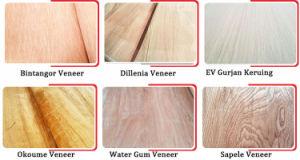 ベニヤのPlbの自然な木製の材木の良質