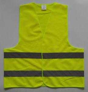 Het Engelse Weerspiegelende Vest van Veiligheid 20471 hallo-Vis