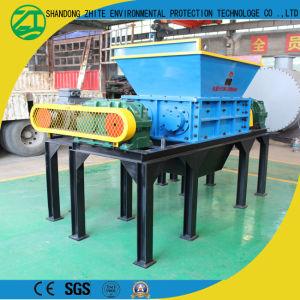 기계를 재생하는 중국 타이어 쇄석기 또는 고무 타이어 슈레더 또는 타이어