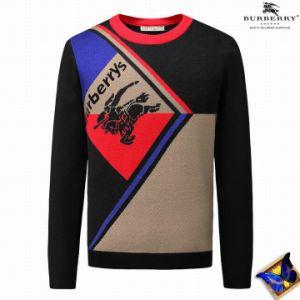 도매 상표 남자 형식 의류 니트 스웨터 의복
